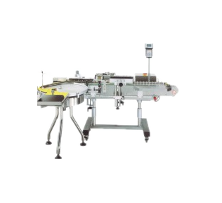 Automatic Vertical Sticker Labeling Machine