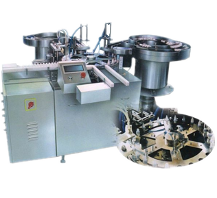 Automatic Double Head Filling,